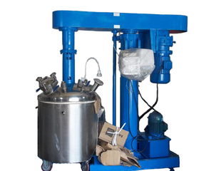 ALT-VT high viscosity hydraulic lift vacuum mixer